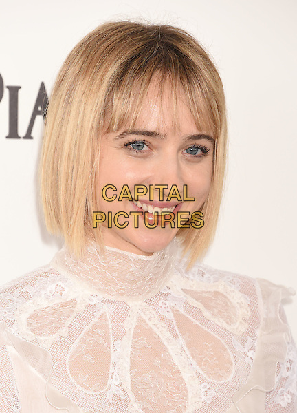 SANTA MONICA, CA - FEBRUARY 27: Actress Zoe Kazan arrives at the 2016 Film Independent Spirit Awards on February 27, 2016 in Santa Monica, California.<br /> CAP/ROT/TM<br /> &copy;TM/ROT/Capital Pictures