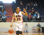 "Ole Miss's Kayla Melson had 13 assists vs. LSU on Sunday, January 17, 2010 at the C.M. ""Tad"" Smith Coliseum in Oxford, Miss. Ole Miss won 80-71."