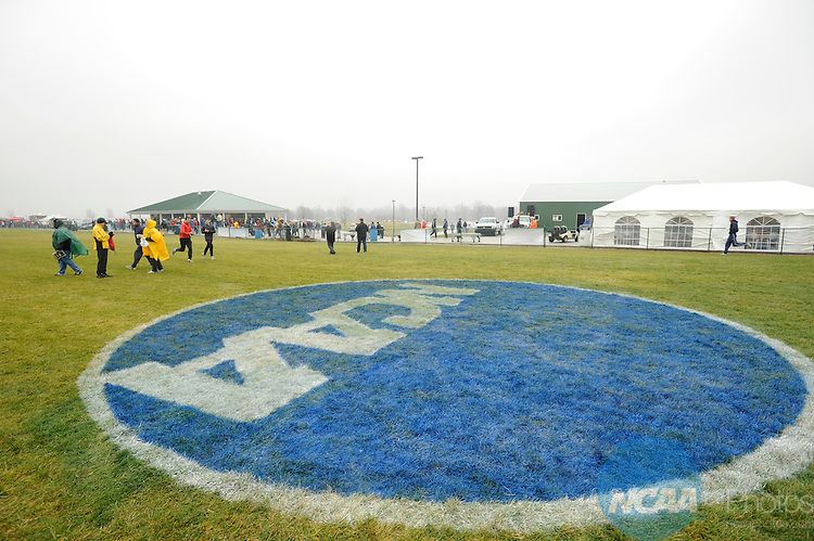 24 NOV 2008:  The Division I Men's and Women's Cross Country Championships hosted by Indiana State University are held at the Wabash Valley Family Sports Center in Terre Haute, IN. Brett Wilhelm/NCAA Photos