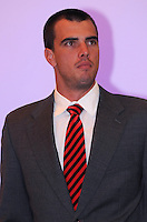 DC United goalkeeper Steve Cronin, at the 2011 Season Kick off Luncheon, at the Marriott Hotel in Washington DC, Wednesday March 16 2011.