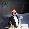 Saxon Court <br /> by Daniel Andersen <br /> at Southwark Playhouse, London, Great Britain <br /> press photocall <br /> 24th November 2014 <br /> <br /> <br /> <br /> John Pickard as Joey <br /> <br /> <br /> <br /> <br /> Photograph by Elliott Franks <br /> Image licensed to Elliott Franks Photography Services