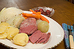 Corned Beef &amp; Cabbage