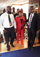 Eric Garner and Michael Brown Press conference held in Washington, DC