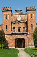 Abandoned Synagogue, K?szeg Hungary