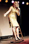 Selena Coppock as Lisa Lampanelli - Schtick or Treat 2012 - November 4, 2012 - Littlefield