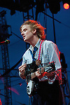 Christopher Owens, Girls at  Fun Fun Fun Fest at Auditorium Shores, Austin Texas, November 5, 2011.