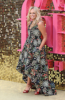 Emma Bunton at the Absolutely Fabulous: The Movie - World Premiere at the Odeon Leicester Square, London on 29th June 2016<br /> CAP/ROS<br /> &copy;ROS/Capital Pictures