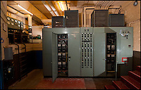 BNPS.co.uk (01202 558833)<br /> Pic: PhilYeomans/BNPS<br /> <br /> The vast transformer room.<br /> <br /> Fed up with your neighbours...This Cold War bunker boasting 56 rooms, metre thick walls and no windows could be the perfect country retreat.<br /> <br /> The former top secret nuclear bunker on a remote Devon clifftop was built to shelter local officials in the chilling event of a Soviet strike on nearby Plymouth.<br /> <br /> The 30,000 sq ft shelter, built at the height of the Cold War in 1952, boasts heavy steel blast doors and its 375 kva generator can provide enough heat and light to keep up to 150 people safe for several months.<br /> <br /> It's 56 rooms were kitted out as bedrooms, living spaces, and mess rooms so that the administration could continue running the county even after a nuclear strike.<br /> <br /> Codenamed Hope Cove R6, it was finally decommissioned in 1999 and bought by local farmers Trevor Lethbridge and his friend Derek Brooking, who have used it as an archive storage system and a venue for charity and art events.<br /> <br /> The pair are now selling it through Clive Emson Auctioneers in Maidstone, Kent.