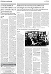 Le Monde, France - March 10, 2010