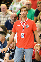 Trainer Adrian Brüngger (Pfadi)