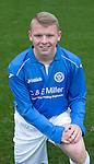 St Johnstone FC Academy U17's<br /> Marc Gow<br /> Picture by Graeme Hart.<br /> Copyright Perthshire Picture Agency<br /> Tel: 01738 623350  Mobile: 07990 594431