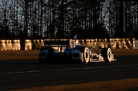 20-21 Febuary, 2012 Birmingham, Alabama USA.Takuma Sato on the last lap of the day.(c)2012 Scott LePage  LAT Photo USA
