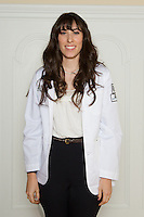 Laura Lazzarini. White Coat Ceremony, class of 2016.
