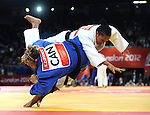 Olympic Games 2012; Judo - womens 70kg. Kelita Zupancic (CAN) - Lucie Decosse (FRA).