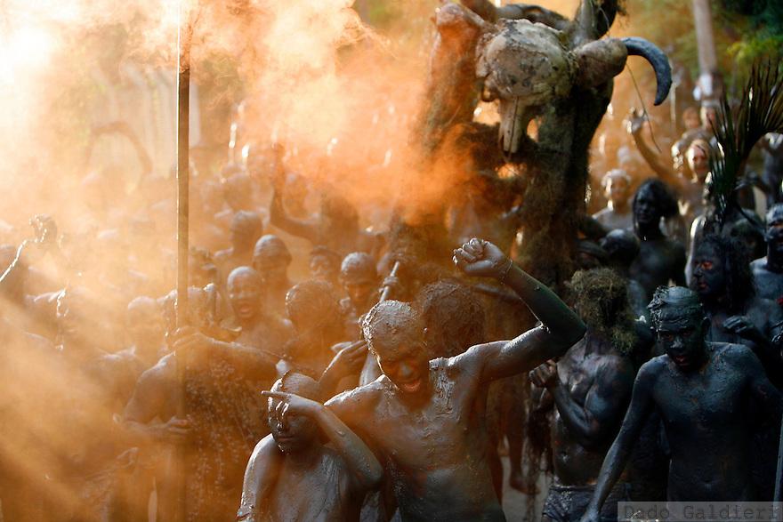 Mud Carnival
