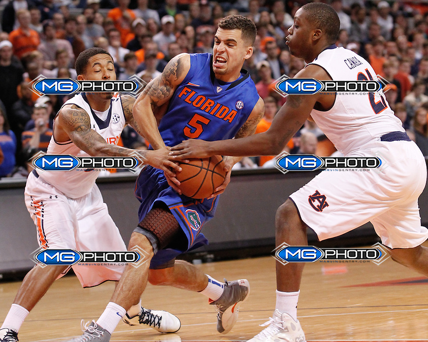 140118 Auburn vs Florida Mens Basketball