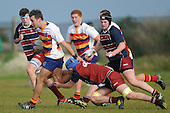 AI120530 Dunedin-Rugby, John McGlashan College 1st XV VS Kavanagh College 1st XV 13 June 2015