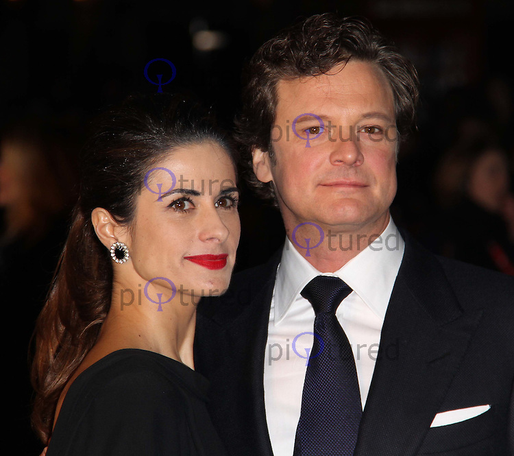 Colin Firth; Livia Giu...