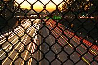 Glendale, California, Central, Brand, Architecture, Buildings, Night, Dusk, Twilight,