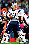 20 December 2009: New England Patriots' quarterback Tom Brady in fourth quarter action against the Buffalo Bills at Ralph Wilson Stadium in Orchard Park, New York. The Patriots defeated the Bills 17-10. Mandatory Credit: Ed Wolfstein Photo