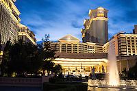 Las Vegas, March 2012