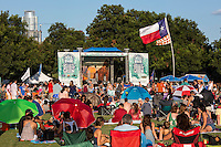 The Blues on the Green concert series runs every other Wednesday at Zilker Park. Its fun, laid-back atmosphere appeals to music-lovers of all ages. Best of all, it's free.