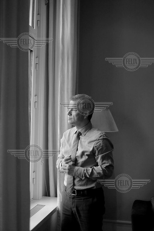 Heikki Holmås, Norwegian Minister of International Development