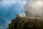 World's Most Dangerous Road_The Road Of Death_Clouds_Bolivia