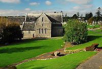 Ballintubber Abbey, Co Mayo..Pic Conor McKeown