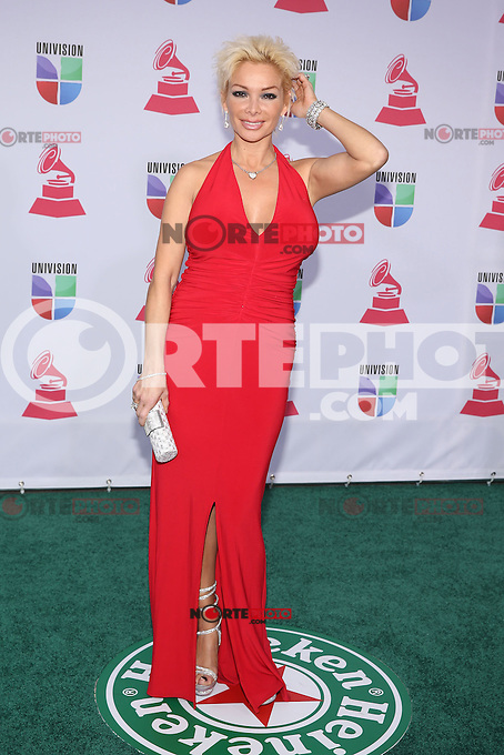 LAS VEGAS, NV - NOVEMBER 15 :  Marisela pictured at the 2012 Latin Grammys at Mandalay Bay Resort on November 15, 2012 in Las Vegas, Nevada.  Credit: Kabik/Starlitepics/MediaPunch Inc. /NortePhoto