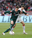 Fussball Bundesliga 2008/09, VFB Stuttgart - Borussia Moenchengladbach