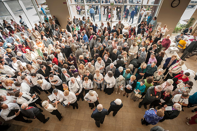 St. Katharine Drexel Parish Mass & Dedication, April 7, 2013