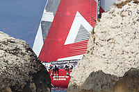 ITALY, Sardinia, Cagliari, AUDI MedCup, 23rd September 2010,  Region of Sardinia Trophy, Audi A1 Powered by All4one.