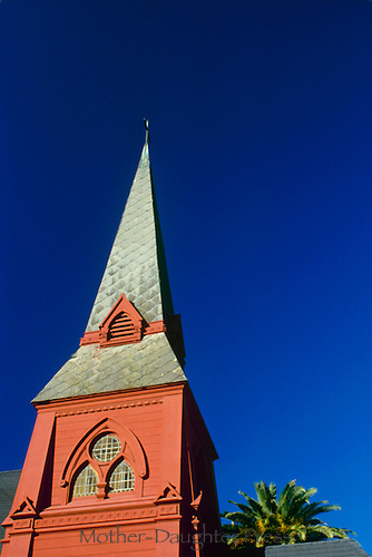 St Mary's Church in Monteray California
