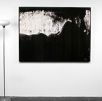 Ed Moses: Zoba #2, Digital Print, , Framed Dims. Framed Black Float<br /> In House Rentals: Contemporary<br /> Reference #<br /> 1277_017dp<br /> Title<br /> Moses: Zoba #2<br /> Dims.<br /> 63.5&quot; x 49.25&quot; x 2&quot; <br /> Framed<br /> Framed <br /> Medium<br /> Digital Print <br /> Price<br /> Available upon request