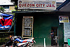 Quezon City Jail is one of the smaller jails in Manila.  It houses more than 400% of it's intended capacity.