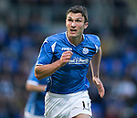 St Johnstone v Alashkert FC...09.07.15   UEFA Europa League Qualifier 2nd Leg<br /> John Sutton<br /> Picture by Graeme Hart.<br /> Copyright Perthshire Picture Agency<br /> Tel: 01738 623350  Mobile: 07990 594431