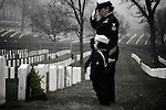 Wreaths Across America 12-12-2015 Wood National Cemetery, Milwaukee WI