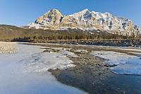 Mount Sukakpak, Koyukuk river, Brooks range, Alaska.