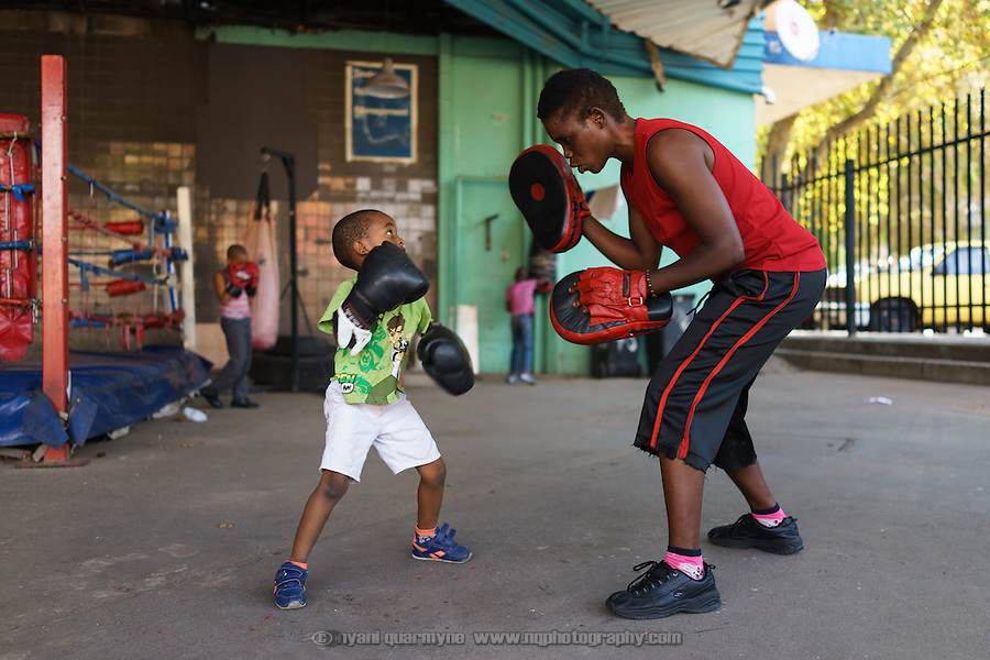The Hillbrow Boxing Club