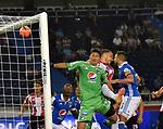 Junior igualó como local 1-1 ante Millonarios. Partido aplazado de la fecha 6 Liga Águila I-2017.