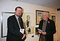 Keele University Three counties Open Art Exhibition Preview 7 November 2011