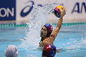 Kenya Yasuda (Bourbon), SEPTEMBER 30, 2011 - Water Polo : Water Polo Japan Challenge 2011 Men's Competition Keiogijuku - Bourbon Water Polo Club Kashiwazaki at Tatsumi International Swimming Pool, Tokyo, Japan. (Photo by YUTAKA/AFLO SPORT) [1040]