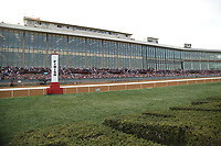 HOT SPRINGS, AR - MARCH 18: The running of the Rebel Stakes at Oaklawn Park on March 18, 2017 in Hot Springs, Arkansas. (Photo by Justin Manning/Eclipse Sportswire/Getty Images)