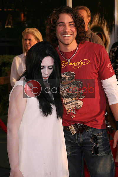 Ace Young<br />at the &quot;The Grudge 2&quot; Premiere. Knott's Scary Farm, Buena Park, CA. 10-08-06<br />Dave Edwards/DailyCeleb.com 818-249-4998