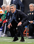 Fussball, Uefa Champions League 2009/2010, Halbfinale Hinspiel: Inter Mailand - FC Barcelona