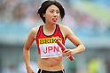 Kana Ichikawa (JPN), .MAY 6, 2012 - Athletics : .SEIKO Golden Grand Prix in Kawasaki, Women's 4100m Relay .at Kawasaki Todoroki Stadium, Kanagawa, Japan. .(Photo by Daiju Kitamura/AFLO SPORT) [1045]