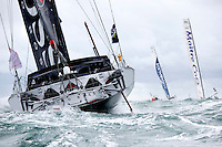 Alex Thomson Racing-Hugo Boss- Vend&eacute;e Globe 2012