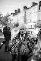 Dame Vivienne Westwood, English Fashion Designer & Activist.
