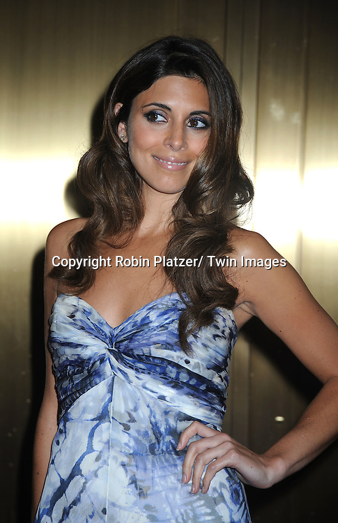 Jamie-Lynn Sigler arriving at The 61st Annual Tony Awards on June 13, 2010 at Radio City Music Hall in New York City.